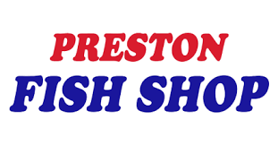 Preston Fish & Chip Shop Logo