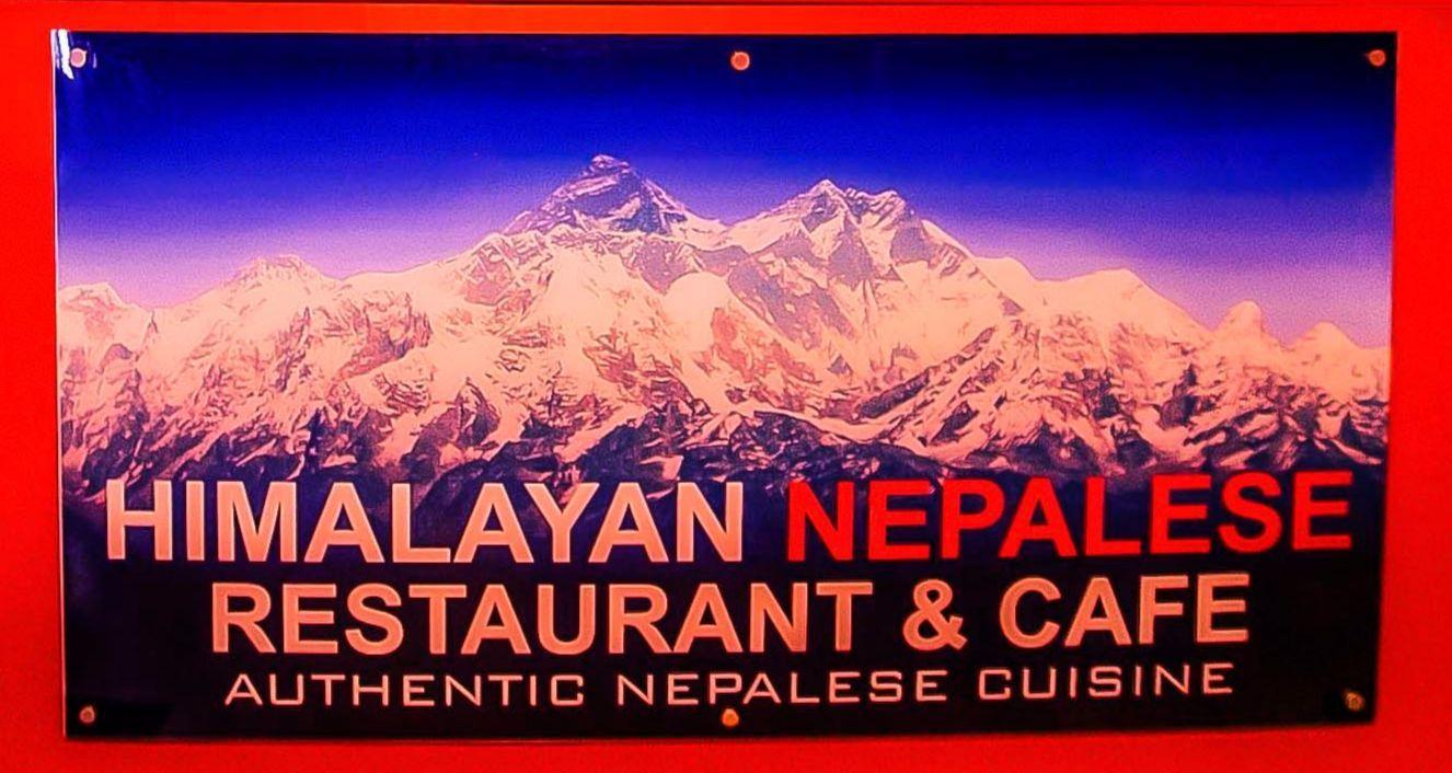 Himalayan Nepalese Restaurant & Cafe Logo