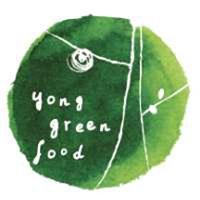 Yong Green Food Logo