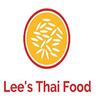Lee's Thai Food - Logo